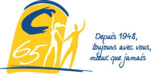 Logo Costa croisières 65 ans