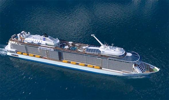 Navire Quantum of the Seas Royal Caribbean