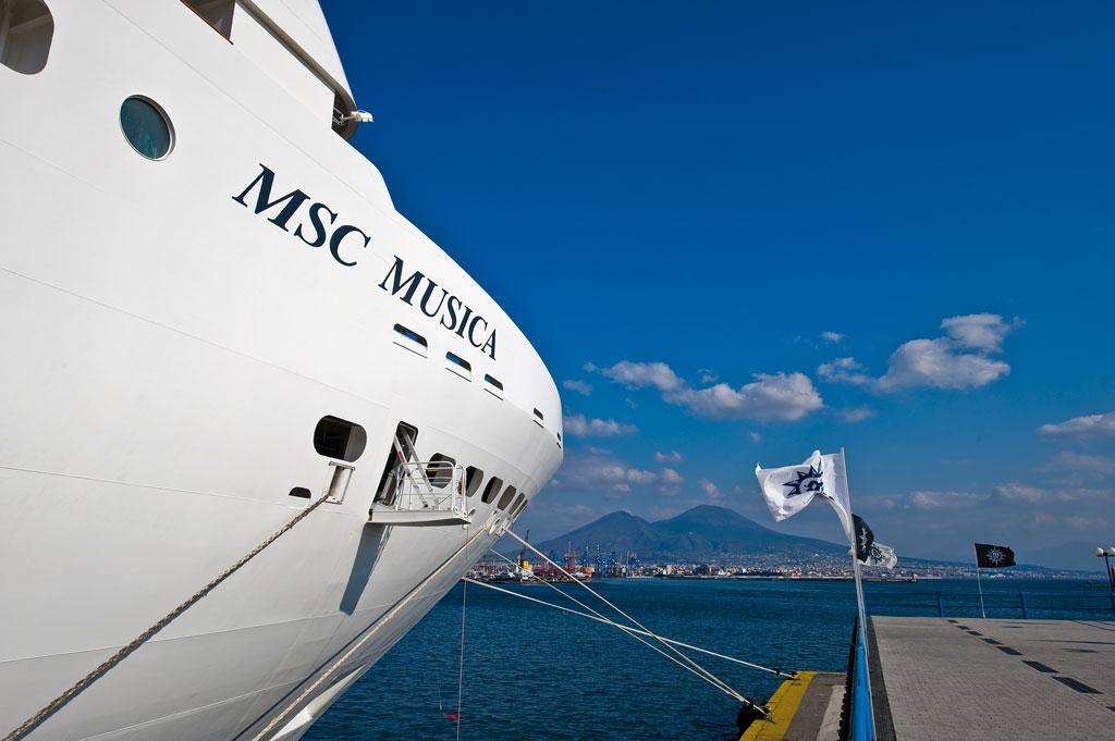 Navire MSC Musica