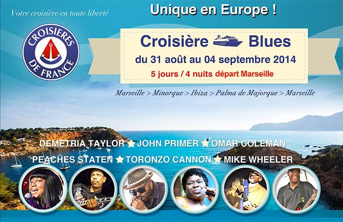 Croisière Blues