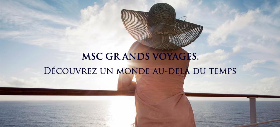 msc grands voyages