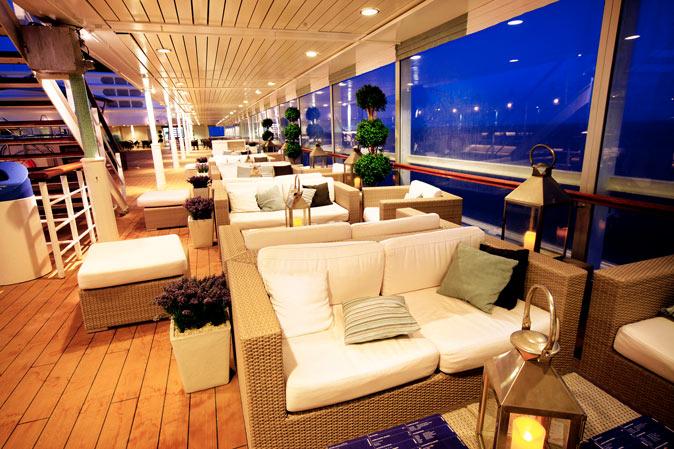 Lounge Bar du pont Piscine