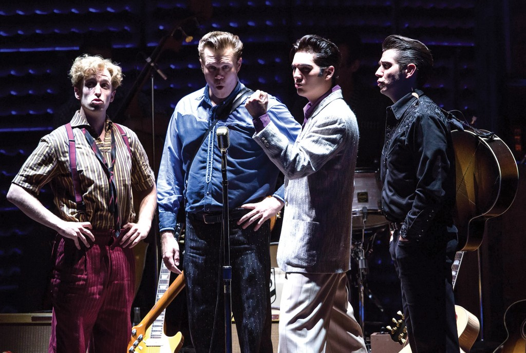 Comédie musicale Million Dollar Quartet