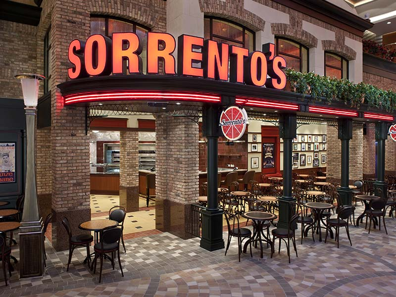 Pizzeria Sorrento's