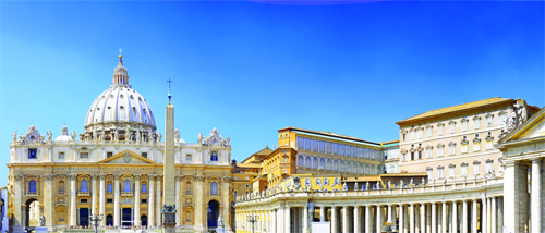 place saint pierre au Vatican