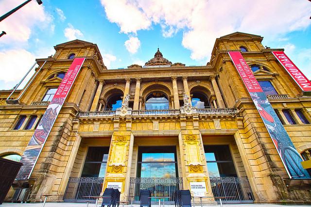 musée nationa d'art catalan de barcelone