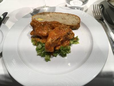 menu restaurant fiorentino