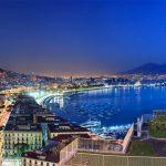 la baie de Naples
