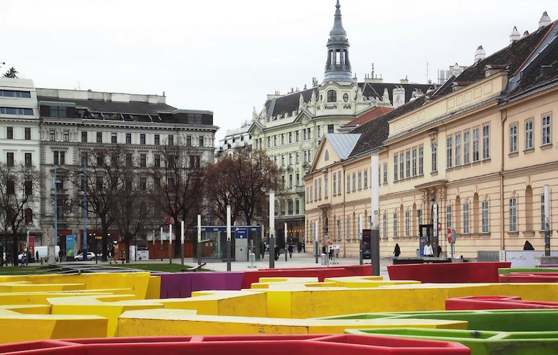 escale à Vienne