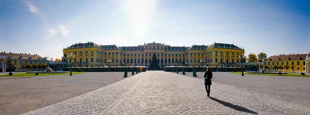 Palais Schönbrunn à Vienne