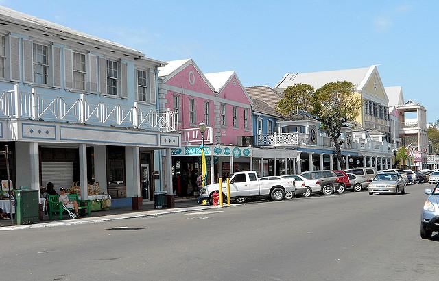 bay street nassau