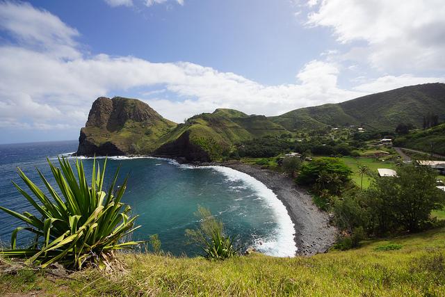 ile de maui hawaii