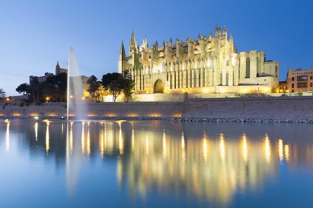 Palais de la Almudaina Palma de Majorque