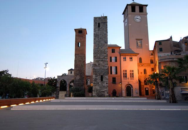 tour médiévale de Savone