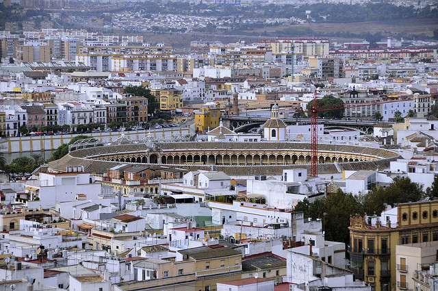 Arènes Real Maestranza de Séville