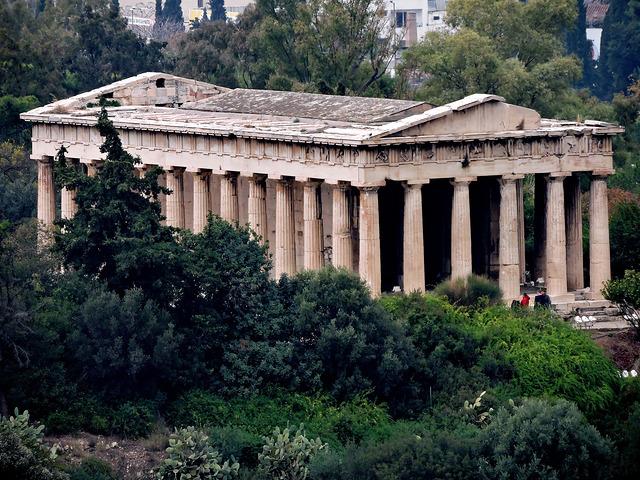 temple d'Athènes