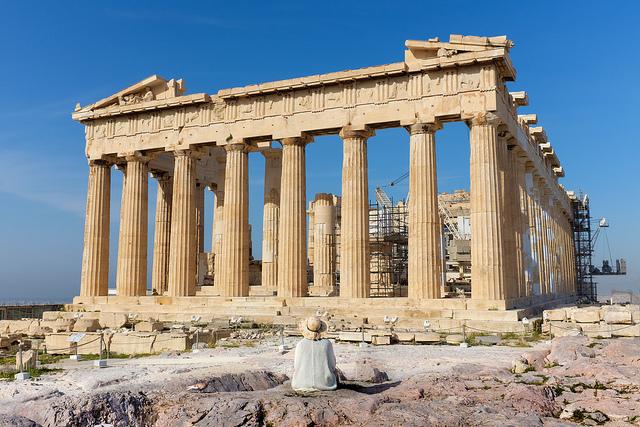 Acropolis d'Athènes