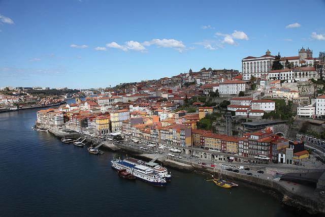 croisière au portugal à porto