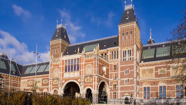 Rijksmuseum musée d'Amsterdam