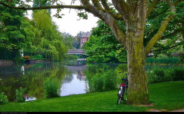 Vondelpark parc d'Amsterdam