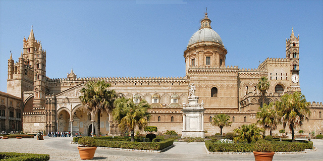 Duomo de Palerme cathédrale de palerme