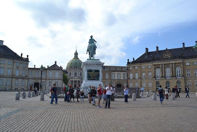 château d'Amalienborg