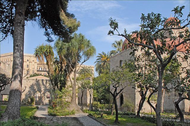 église de saint jean des ermites palerme