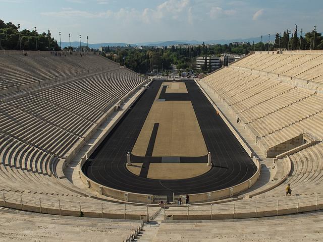 Panathenaic Stadium Athènes
