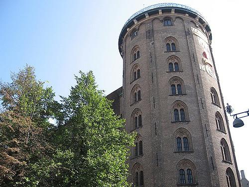 observatoire tour ronde copenhague
