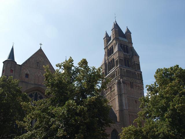 cathédrale saint sauveur de bruges