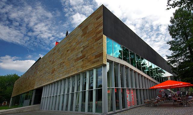 Kunsthal galerie d'art de rotterdam