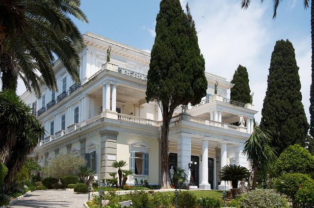 palais Achilléion Corfou