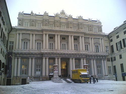 Palais des Doges de Gênes