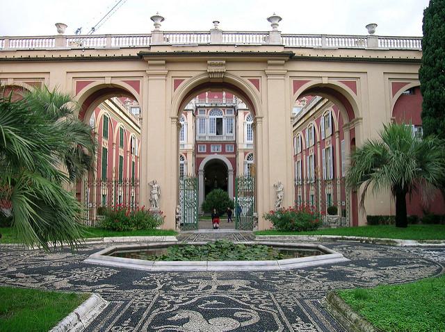 palazzo reale de genes
