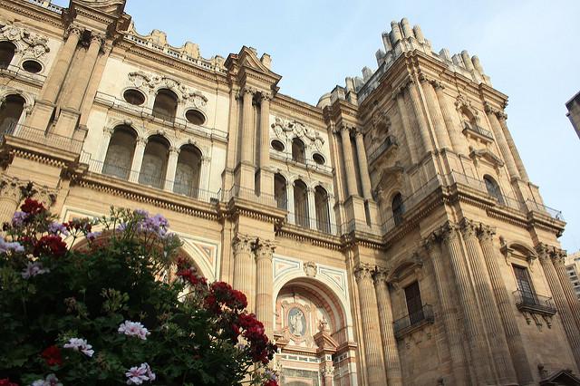 La Manquita cathédrale Malaga