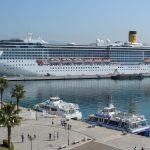 navire croisière costa mediterranea