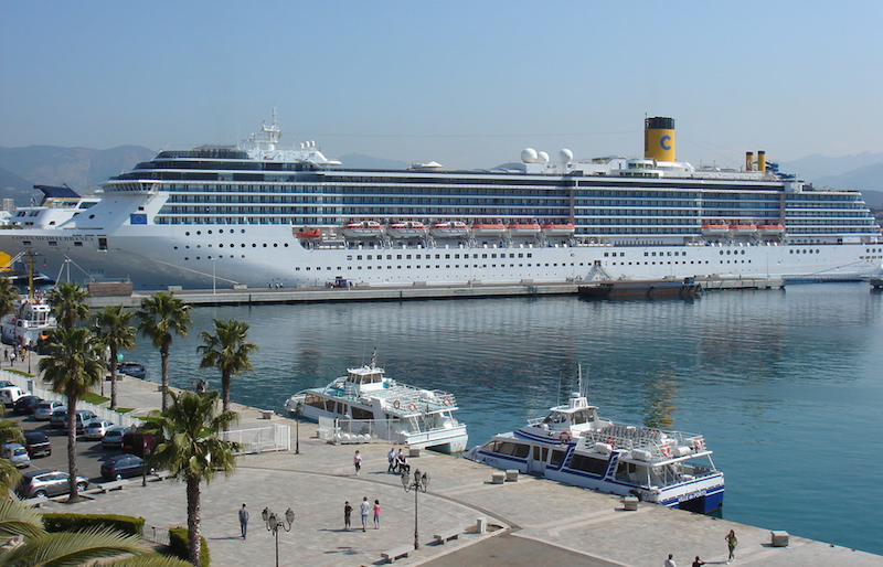 Costa croisi res revient au havre en 2018 avec 4 croisi res - Hotel venise port croisiere ...