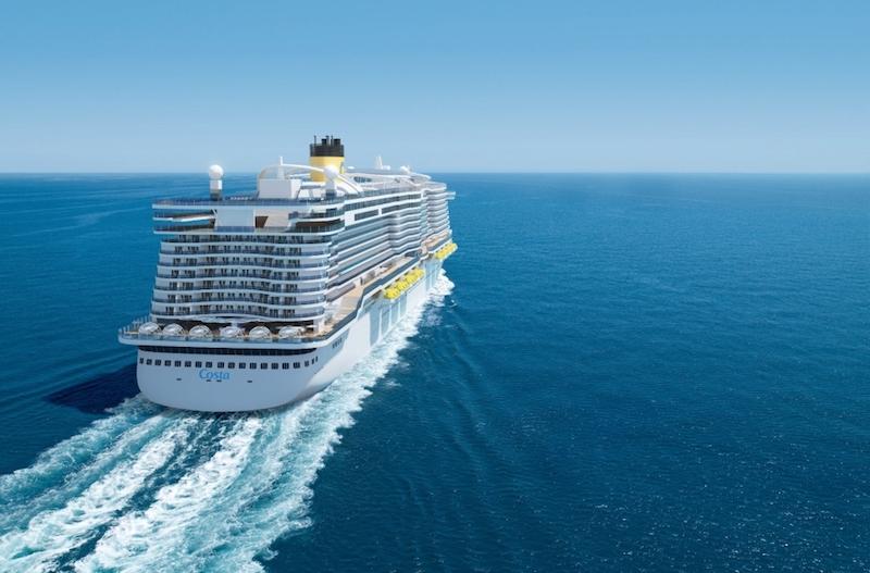 nouveaux navires costa croisières
