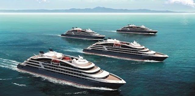 navires ponant explorers