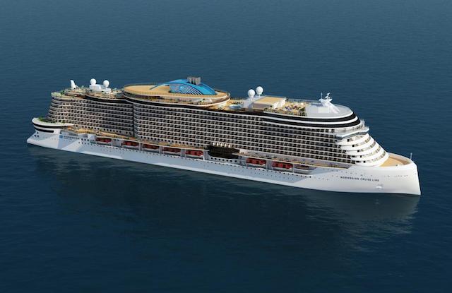navire projet leonardo NCL