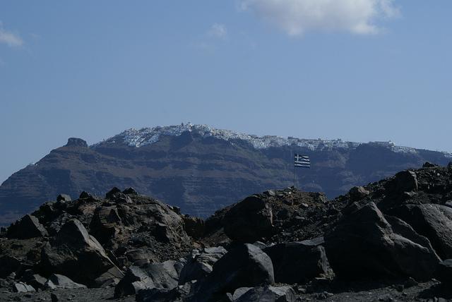 volcan Néa Kaméni