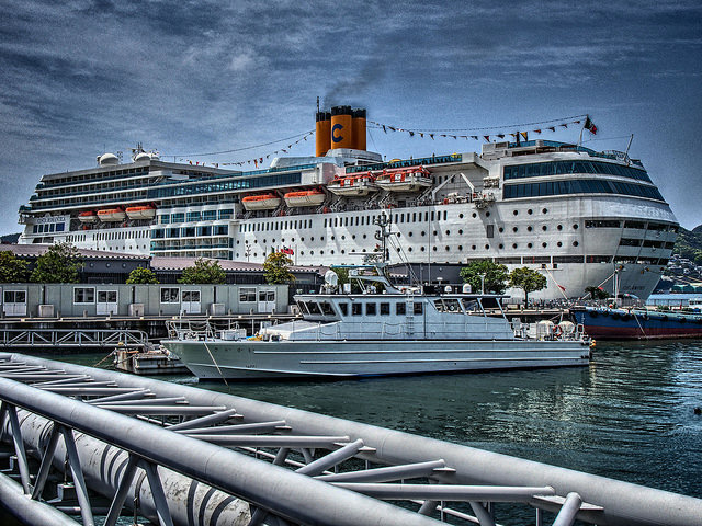 navire Costa NeoRomantica