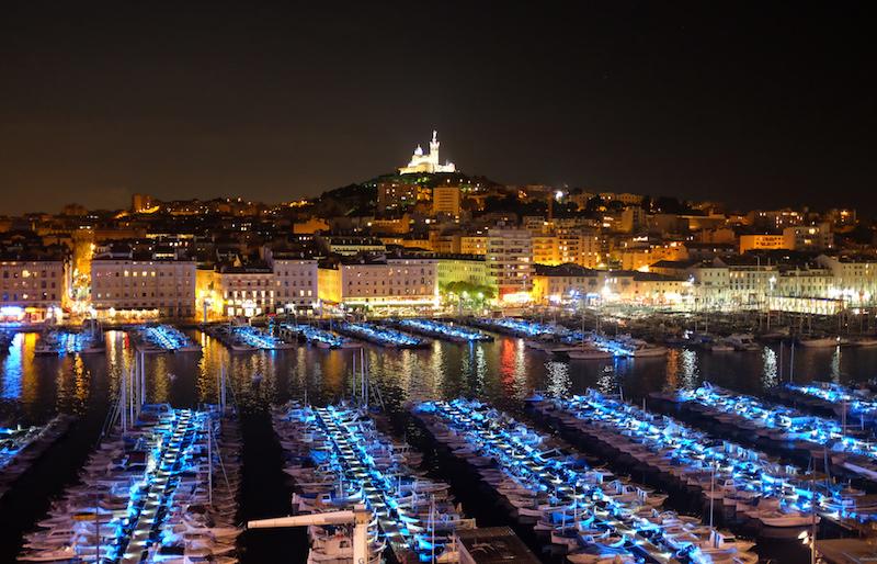 vieux port de Marseille