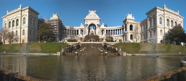 Muséum d'Histoire Naturelle de Marseille Palais Longchamp