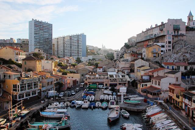 vallon des autres Marseille