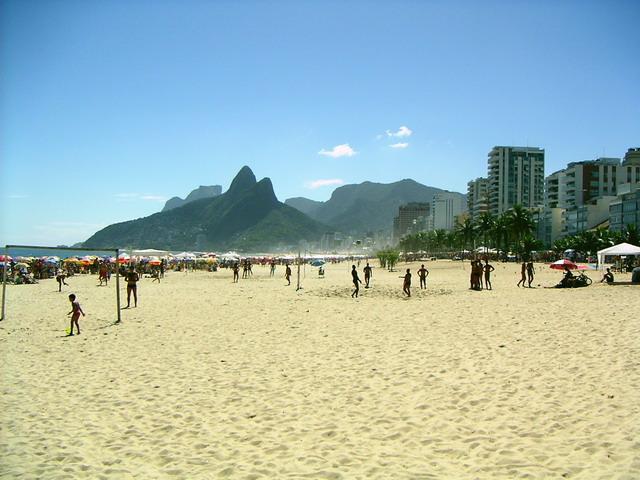plage Ipanema Rio