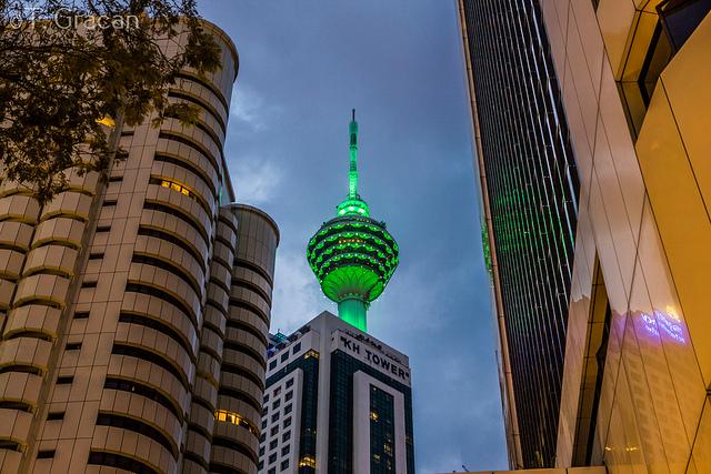 tour télécommunication Kuala Lumpur