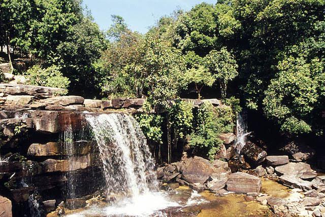 cascade kbal chhay