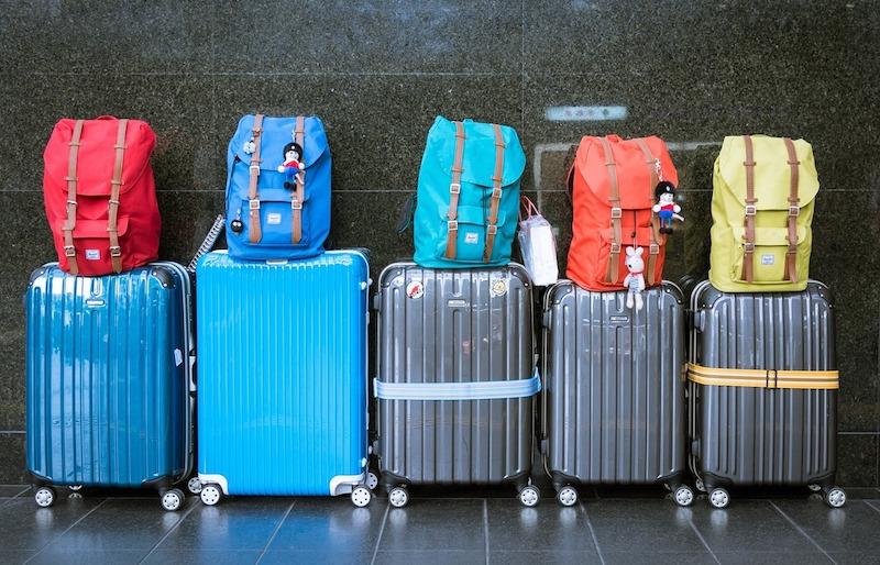 bagages en croisière