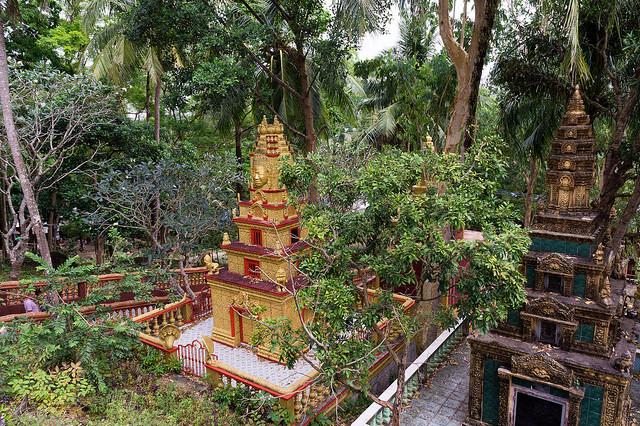 Monastère Wat Leu